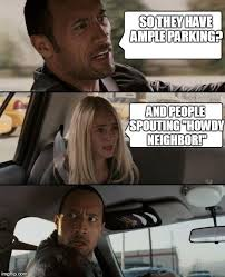 The Rock Driving Meme - Imgflip via Relatably.com
