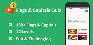 <b>Flags</b> & Capitals Quiz: <b>World</b> Geography Games - Apps on Google ...
