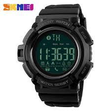 SKMEI <b>Bluetooth Smart Watch</b> Men Sports Watches Pedometer ...