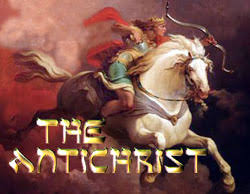 Image result for horsemen of the apocalypse the antichrist