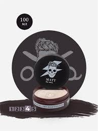 (Испания) Матовый <b>воск</b> для укладки <b>волос</b>, усов и бороды ...