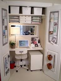 compact home office. luxury interior design and office workspace minimalist fascinating computer desk ideas for small spaces in closet with romantic white color scheme modish compact home t