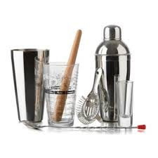 Libbey® <b>9</b>-<b>Piece</b> Mixologist <b>Set</b> | Bed Bath & Beyond