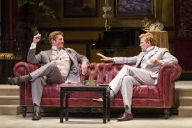 the importance of being earnest marriage the importance of being earnest at shakespeare theatre company by gregory wooddell jack and anthony roach