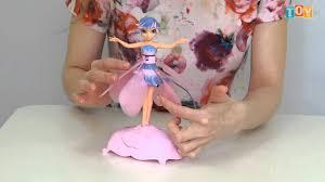 Игрушка Флайн Фейри (<b>Flying Fairy</b>) <b>Летающая Фея</b> - YouTube