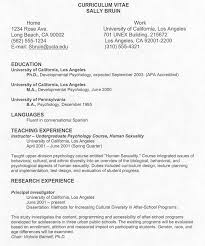 curriculum vitae sample for job   resume cover letter radiologic    curriculum vitae sample for job how to write a cv or curriculum vitae with free sample