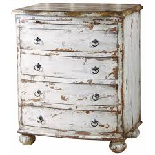 white distressed chest from overstock antiquing wood furniture