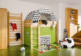 awesome white brown wood cool design boys small decoration rooms bedroom wood bed green football ladder bedroom furniture ideas small bedrooms