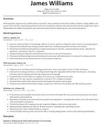 sample resume accountant best accounting finance cover letter sample resume accountant accountant resume accountant resume printable
