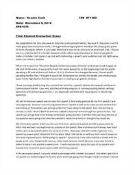 sample evaluation essay on a movie evaluation essay on a movie