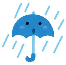「雨のイラスト無料」の画像検索結果