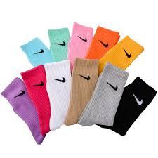 <b>1 Pair</b> Of Color Hook Socks <b>Men</b> And <b>Women</b> Long Tube Sports ...