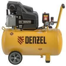 <b>Компрессор масляный Denzel</b> DK 1800/50 Х-PRO, 50 л, 1.8 кВт ...