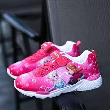 <b>2019 Spring New</b> Children Shoes Girls Sneakers Princess Kids ...