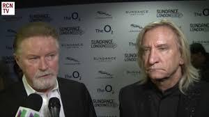 The Eagles Youtube The Eagles Don Henley Amp Joe Walsh Interview Sundance London 2013