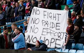 Image result for football protest banners