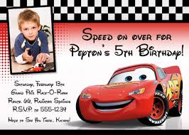 disney cars birthday invitations best invitations card