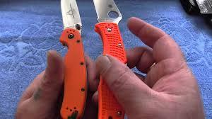 Мои впечатления о ноже Spyderco <b>Endura</b> 4, <b>Flat</b> Ground, VG10 ...