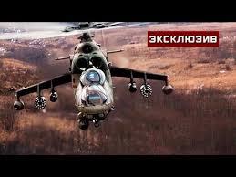 «Бой с тенью»: кадры боевого захода <b>Ми</b>-35П «Феникс» - YouTube