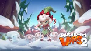 <b>Mushroom Wars 2</b> holiday <b>Hero</b> - Sato'Shii -