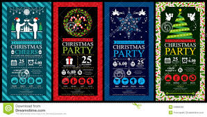 christmas party invitation cards design christmas card christmas this is christmas invitation card design vector file