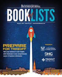 charleston book of lists by sc biz news issuu