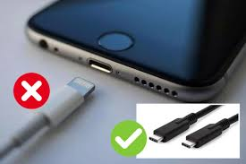 Apple could be FORCED to change your iPhone <b>charging cable</b> ...