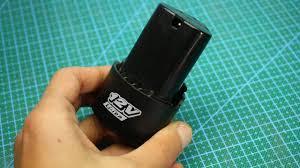 Ремонт <b>аккумулятора</b> шуруповерта - YouTube