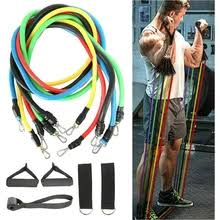 Buy <b>11 piece resistance band set</b> online