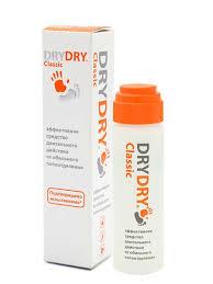 <b>Dry Dry</b> Classic антиперспирант от обильного потоотделения ...