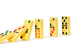 how to harness the domino effect of habits accounts resource domino effect