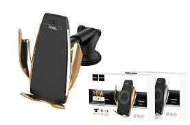 <b>HOCO CA34 Elegant держатель</b> телефона с беспроводной ...