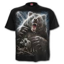 <b>Футболки</b> с медведем - купить <b>футболку</b> в Москве, цены ...