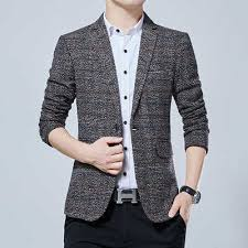 <b>Fashion</b> Spring Suit <b>Brand 2018 New</b> Arrival Clothes Men Blazer ...