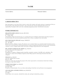 objective resume sample career objective resume sample volumetrics resume examples objective s health administration sample career objective for hr fresher resume sample career objective