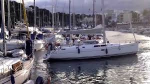 mediterranean mooring. porto cristo - YouTube