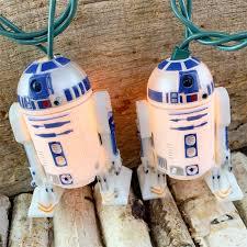 <b>Star Wars</b> R2D2 Novelty <b>String Lights</b>