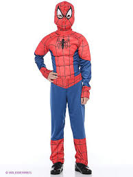 <b>Карнавальный костюм Человек</b> Паук <b>Батик</b> 2089993 в интернет ...