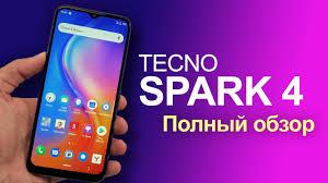 <b>Tecno Spark</b> 4 Полный обзор нового бюджетного <b>смартфона</b> ...