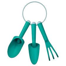 ГРЭСМАРО <b>Набор садовых инструментов</b>, 3 предмета, для дома ...