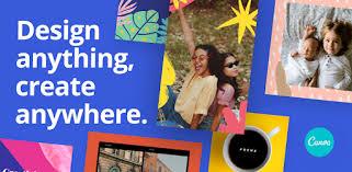 Приложения в Google Play – Canva: создать логотип, текст на ...