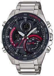 Наручные <b>часы CASIO ECB</b>-900DB-<b>1A</b> — купить по выгодной ...