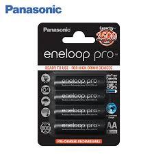 <b>Panasonic</b> BK 3HCDE/4BE <b>Аккумуляторы</b> eneloop pro 2500 мАч ...
