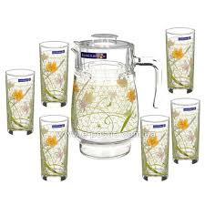 <b>Набор питьевой LUMINARC</b> SELMA (Сэлма) 7 предметов N5083 ...