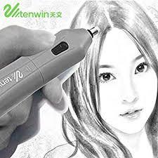<b>Creative TENWIN</b> 8301 Home School Students <b>Electric Eraser</b> Set ...