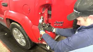 installation of a trailer wiring harness for towed vehicles on a installation of a trailer wiring harness for towed vehicles on a 2005 jeep liberty etrailer com