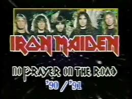 <b>Iron Maiden</b> - <b>No</b> Prayer On The Road '90-'91 Document - YouTube