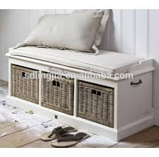 white storage unit wicker: white wicker storage unit  basket  drawer storage cabinet for home decoration