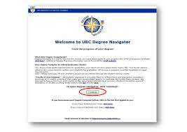 degree navigator step