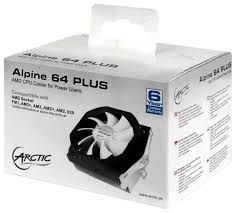 <b>Кулер</b> для процессора <b>Arctic Alpine</b> 64 PLUS — купить по ...